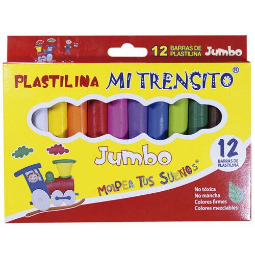Plastilina X12 Jumbo