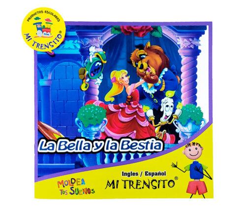 Cuenitmandala La Bella Y La Bestia